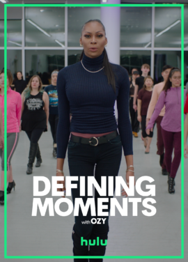 Defining Moments with OZY: Now Streaming on Hulu