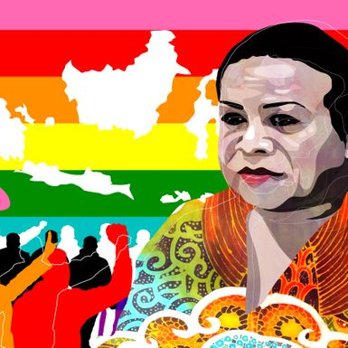 How This Trans Politico Is Changing Indonesia From the Inside