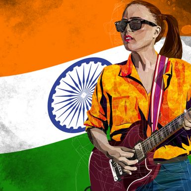 Meet India's Queen of the Blues
