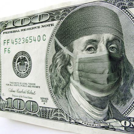 100 bill health care shutterstock 145263814