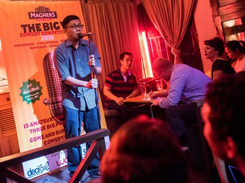 Asia: Stand-Up Comedy's Next Frontier?