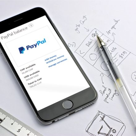Paypal Balance on Your Phone