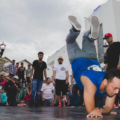 A Breakdancing Youth Leader Works to Lure Kids Away From Honduran Gangs