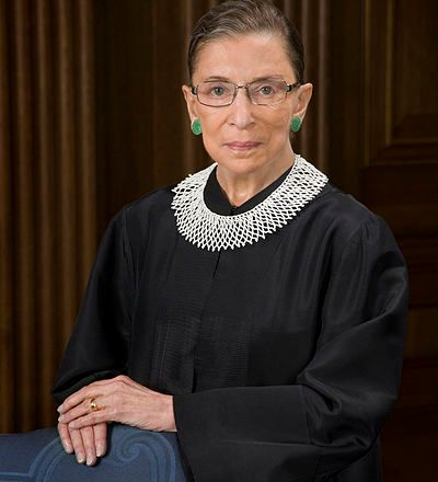 400px ruth bader ginsburg official scotus portrait