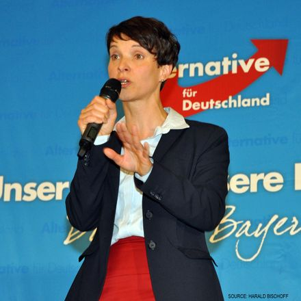 afd head frauke petry with harald bischoff credit embedded