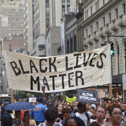 black lives matter protes in nyc shutterstock 449073844