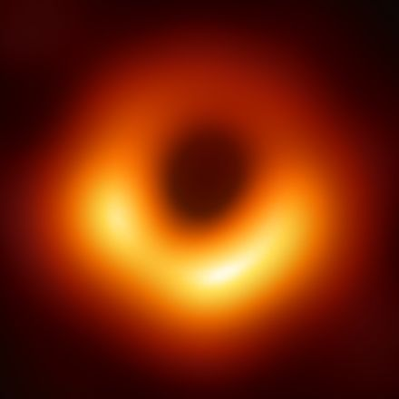 black hole messier 87 national science foundation and event horizon telescope crop