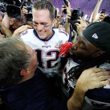 brady belichick blount getty images 633956878