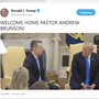 brunson wh visit trump tweet