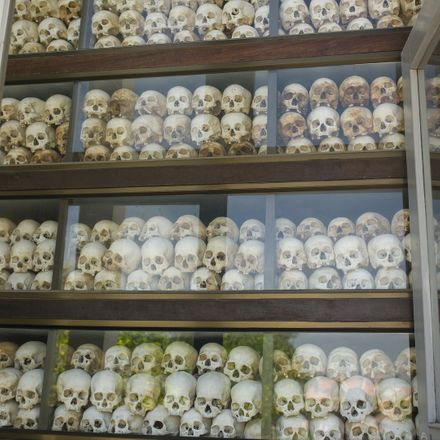 cambodia killing fields shutterstock 243079150