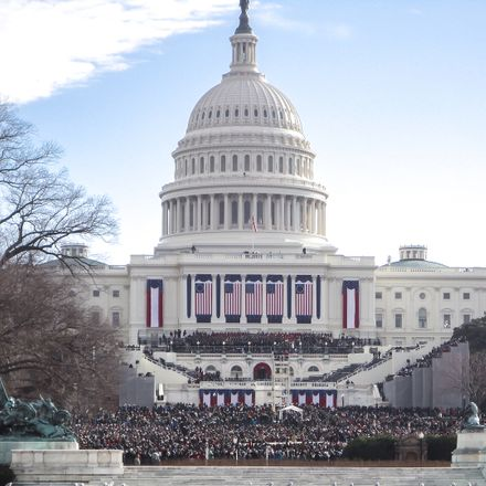 capitol on inauguration day shutterstock 457155820