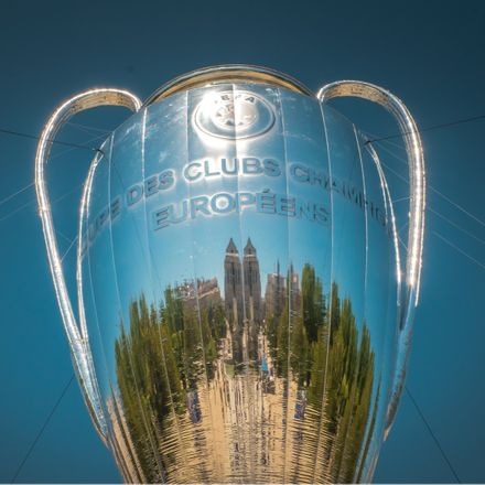 champions league soccer cup shutterstock 1412699582