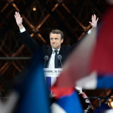 emmanuel macron wins french election getty 680096102