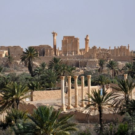 Palmyra, heritage site and ISIS stronghold