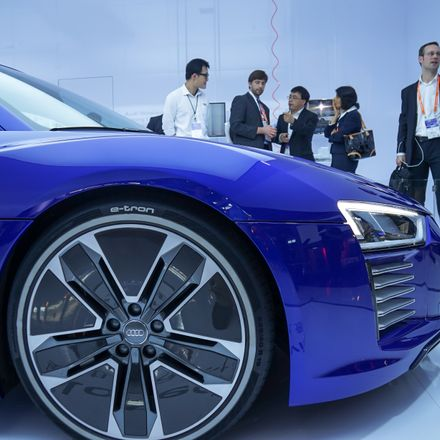 Audi Distributes Cash to China Dealers
