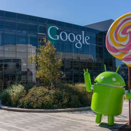 google android hq shutterstock 227705986