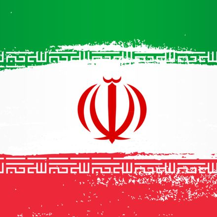 iran flag smeared colors shutterstock 758312248