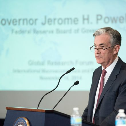 jeome powell reported fed chair nominee federal reserve board photo