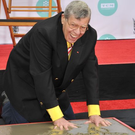 jerry lewis rip shutterstock 376020784