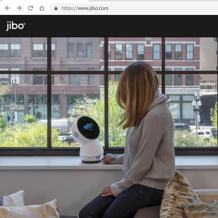 jibo robot website square crop