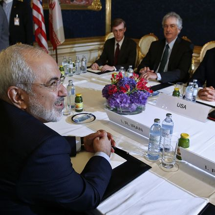 Iranian Foreign Minister Mohammad Zarif meets Friday with U.S. Secretary of State John Kerry in what are billed as final negotiations on curbing the Islamic Republic's nuclear program and lifting Western sanctions.