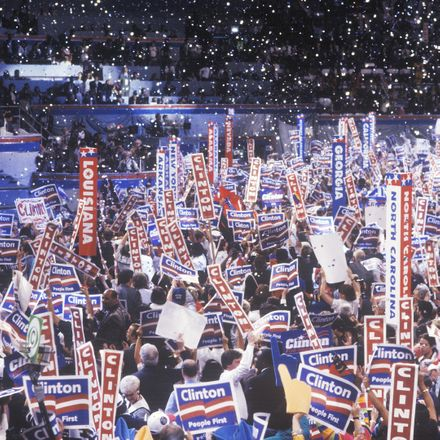 old democratic national convention shutterstock 107339609