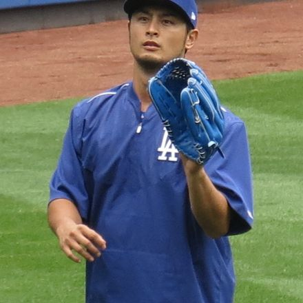 pitcher yu darvish on august 5 2017 wikimedia commons