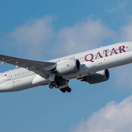 qatar airways boeing 787 8 dreamliner a7 bco muc 2015 02