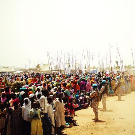 refugees south sudan shutterstock 220980955