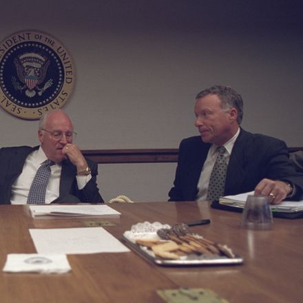 scooter libby with vp dick cheney crop national archives
