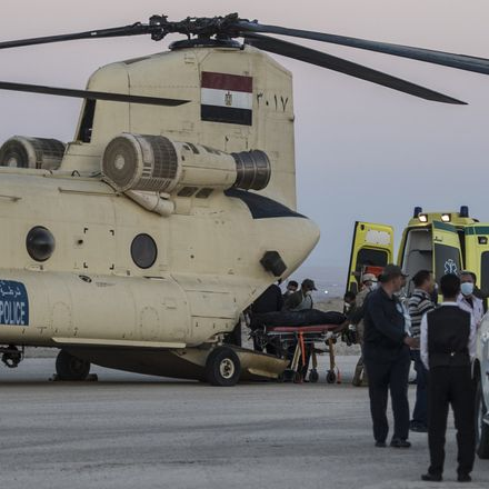sinai plane crash bodies removed getty images 495100950