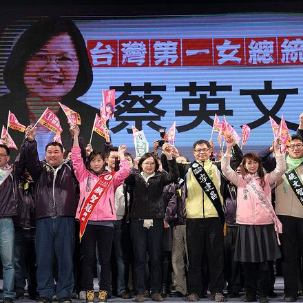 tsai ing wen probably next taiwan leader