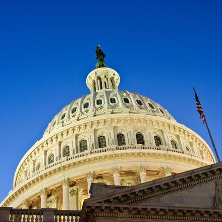 us capitol looking up shutterstock 53141155