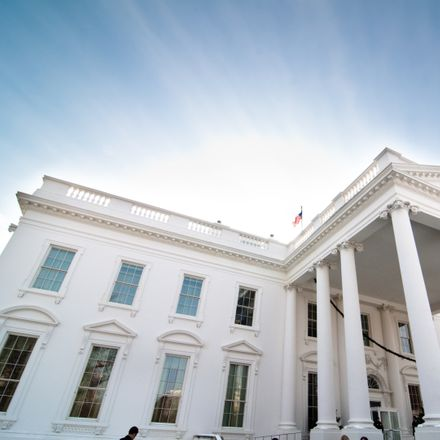 white house close up shutterstock 44577433