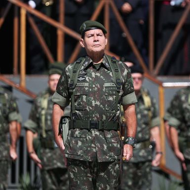 From Renegade General to VP-Elect, He's Brazil's Military Champion