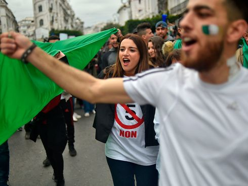 Algerian Businesses Turn Back on Ailing Dictator