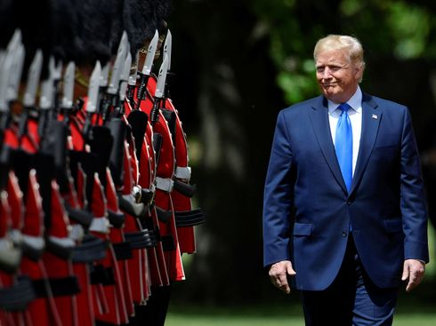 Is Trump Good or Bad for British Health?