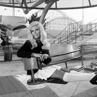 Being Booted by Nancy Sinatra