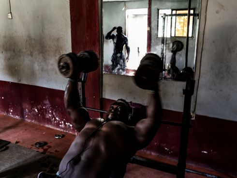 This Former Separatist Capital Is Africa's Newest Fitness Hub