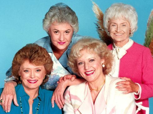 What 'The Golden Girls' Taught Us About AIDS
