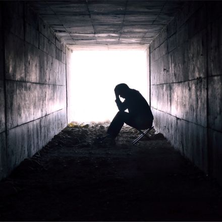 homeless tunnel shutterstock 286372787