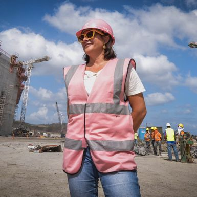 This Engineering Titan Is Building Panama's Future