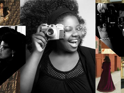 The Photographer Showing the World That Black Is Beautiful