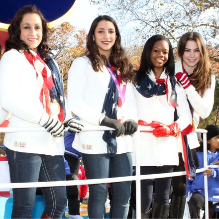 2012 olympic gynastics medalists and sexual abuse victims shutterstock 154500071
