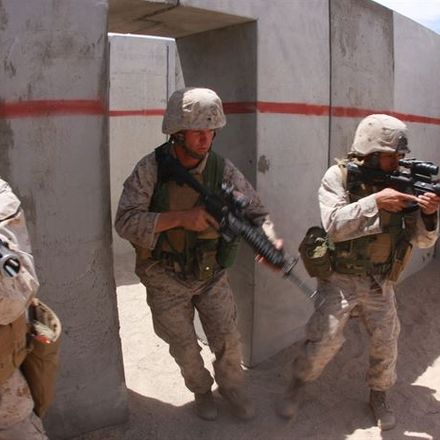 marines urban warfare