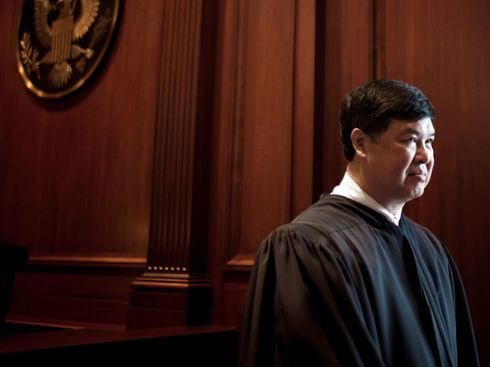 Asian-Americans' Full (Supreme) Court Press