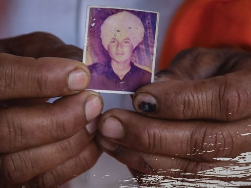 Why Thousands of Sikh Men Disappeared at the Hands of Police