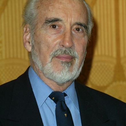 Actor Christopher Lee Dies at 93