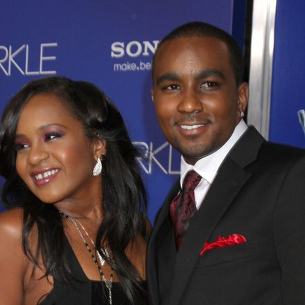 Bobbi Kristina Brown Nick Gordon shutterstock 110403548