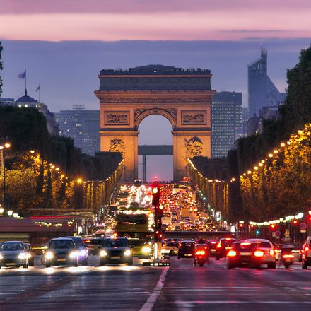 shutterstock 114479500 Shots Fired on the Champs-Elysées in Paris